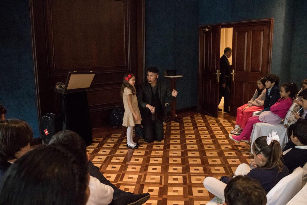 Show de magia infantil en bogota