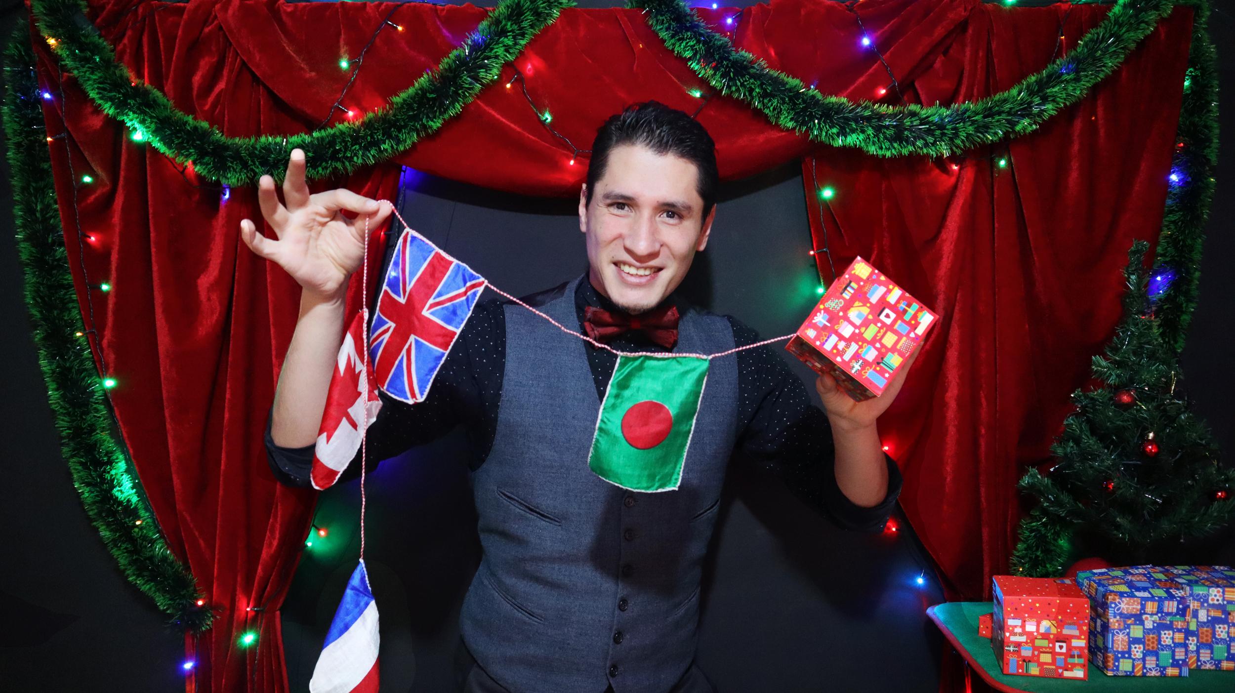 magia navideña