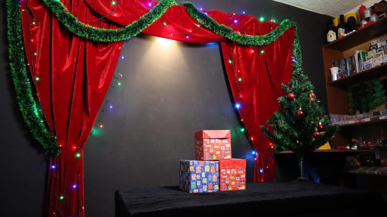 show de magia para navidad